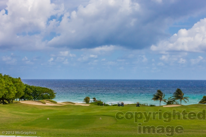 Cinnamon Hill Golf Course | Stock Photo