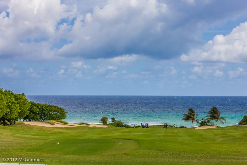 Cinnamon Hill Golf Course   Stock Photo