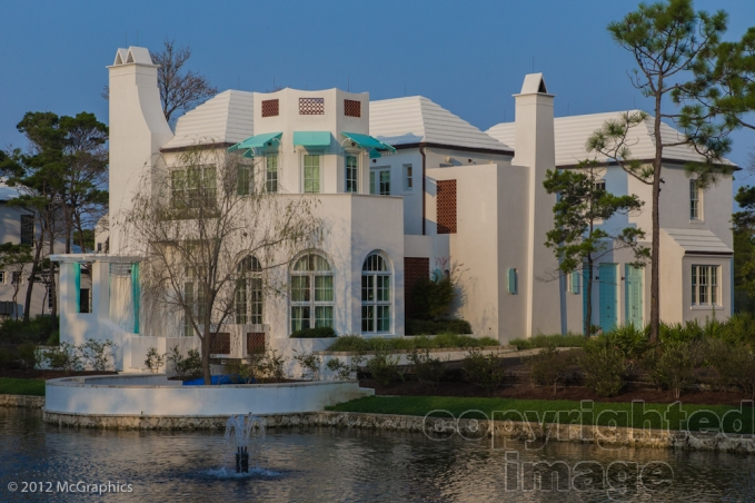Alys Beach | Architecture | Stock Photo