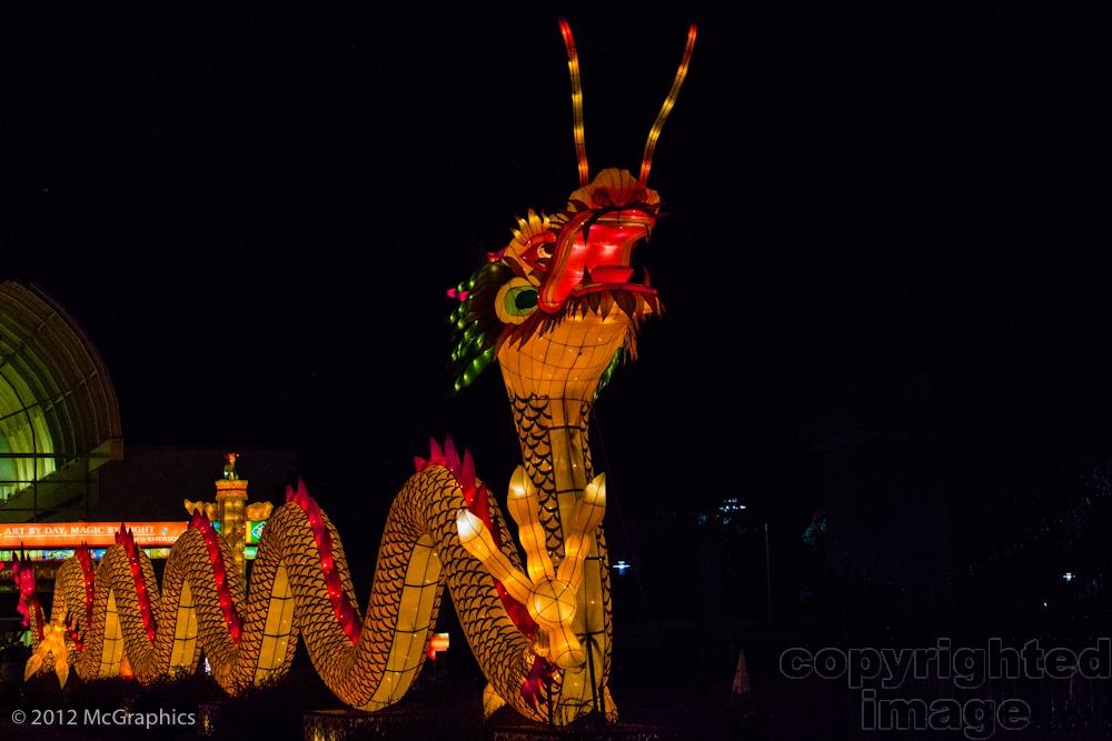 The Lantern Festival At The Missouri Botanical Garden: missouri botanical garden lantern festival