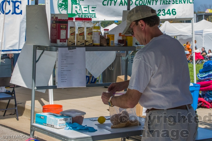 Wildwood BBQ Bash | BBQ Pits | Stock Photo