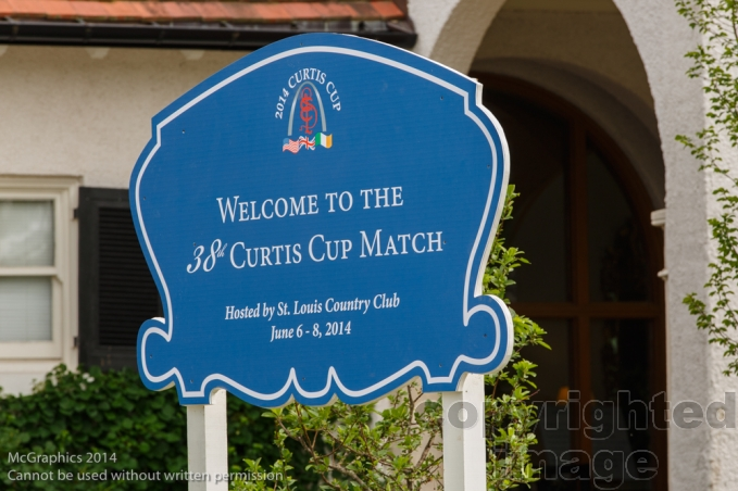 38th Curtis Cup St Louis Country Club