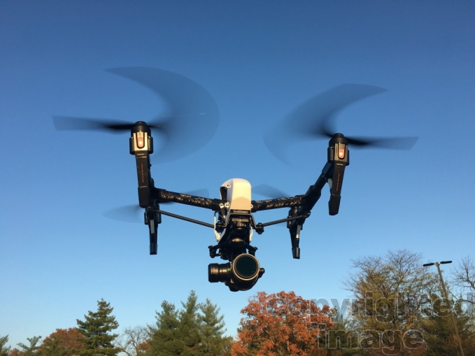 Inspire 1 Pro with X5 Gimbal